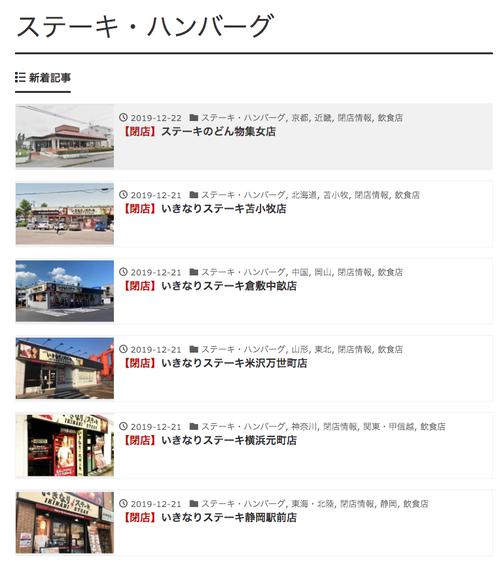 いきなりステーキ、いきなり44店舗の閉鎖を発表 それどころか間もなく債務超過らしい