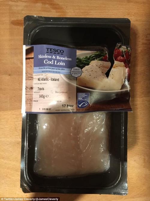 【画像】イギリスさん、消費者をバカにした商品を出してしまう
