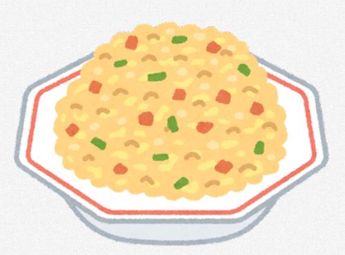 炒飯の材料はご飯と卵と長ネギとハムと味塩コショウ以外に何が必要なの?