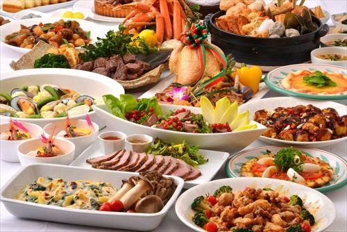 食べ放題でたくさん食べたいからと食事を抜くのはNG