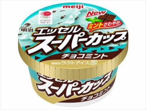 チョコミント味のスーパーカップwwwwwwwwwww