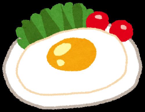 目玉焼きは黄身も白身もしっかり焼いて塩と七味をかけるのが普通だよな