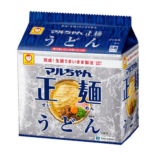 東洋水産、過去最高益 マルちゃん正麺「うどん」が好調