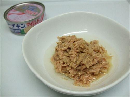 シーチキン+きゅうり+マヨネーズ+醤油