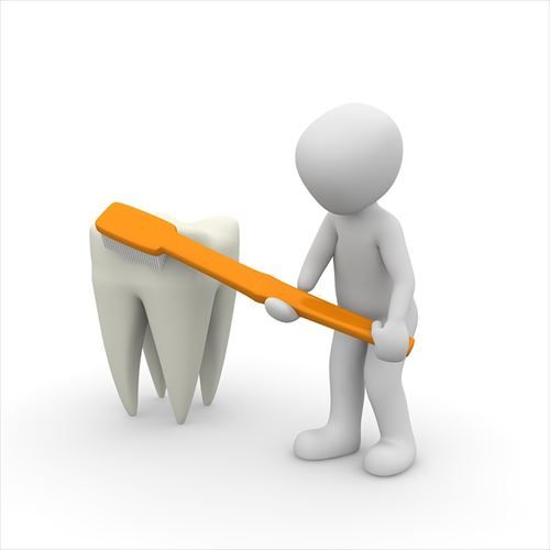 1日二回歯磨きしてるのに半年に一回は虫歯が見つかるんだけど