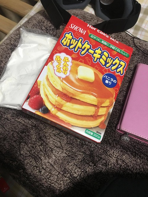 【急募】ホットケーキに自信ニキ