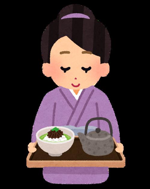 京都ではぶぶ漬けが帰れの合図←これ