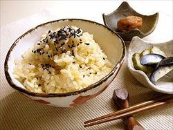 玄米食にしてたんだけど久しぶりに白米炊いたら旨すぎワロタ