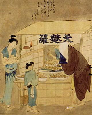 江戸時代から天ぷらが普及していたって言うけどさ
