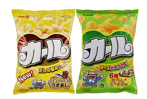 東日本で販売中止の明治「カール」 愛媛土産で人気