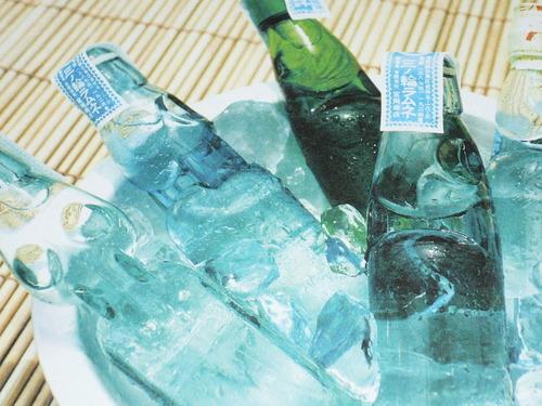 【ビー玉入り】六角瓶の三ノ輪ラムネ製造終了