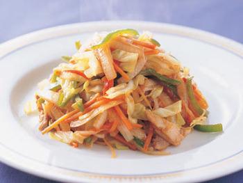 美味しい野菜炒めを作るにはどうすればいいのか?