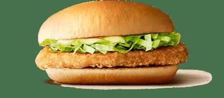 ワイ「マクドナルドでチキンクリスプ2個と水」←どんなイメージ?