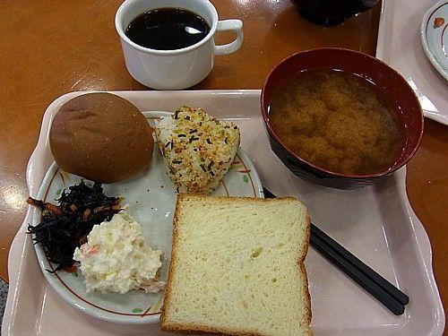 東横インの朝食バイキングwwwwwwwwwwwwwwwwwwwww