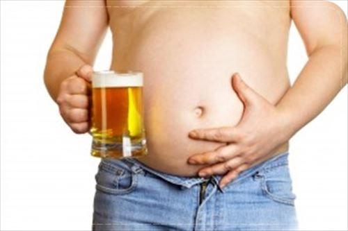 ビール腹%E3%80%80女性%E3%80%80ならない_R