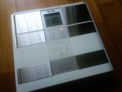 8月終わりまでに5キロ減らさなきゃいけなくなったんだが