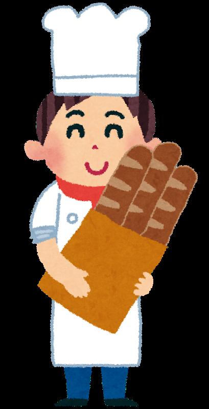 パン屋の店員だけどちょっと言いたいことがある