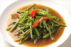 空芯菜の美味しい調理法おせーて!