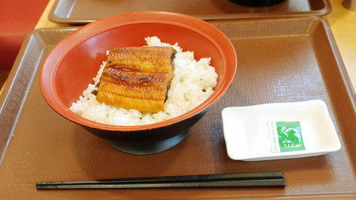 すき家のうな丼(780円)wwwwwwwwwwwwwwwwwwwwwwww