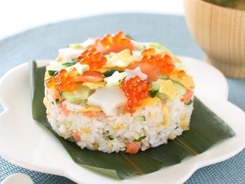 自宅で作ったクレイジーな寿司を晒せ