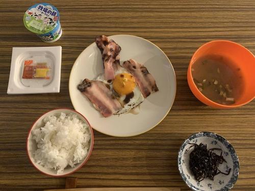 【画像】ビジホの朝食イメージして自分で作ったったww