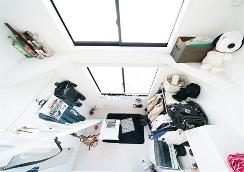 東京では3畳ワンルームアパートが若者に人気らしい