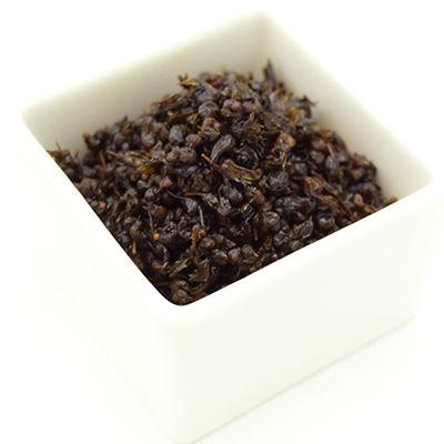 シソの実の醤油漬けが便利 炒め物やパスタにも使えます