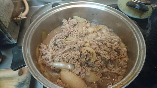 【速報】ワイ将牛丼を作る