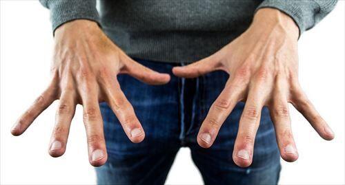 爪の切り方、なんJ民の87%が一致する