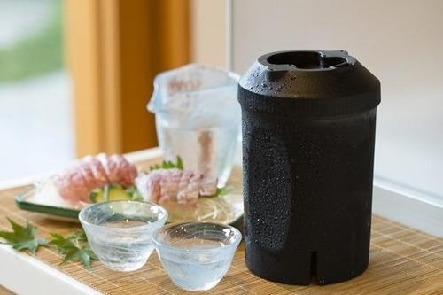 熱々コーヒーを1分でアイスコーヒーに! 「Hyperchiller」 4,485円
