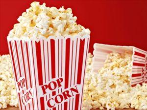 映画館でポップコーンを食べるという風潮