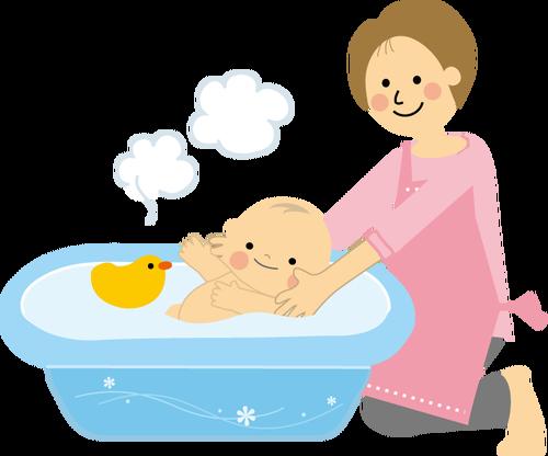 酒に酔った母親、赤ちゃんと一緒に風呂に入るも寝てしまい、赤ちゃん溺死