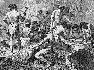 1万4000年前の歯科医「はい口開けてくださいねー(麻酔なし、石器で虫歯をガンガン グリグリ ガリガリ」