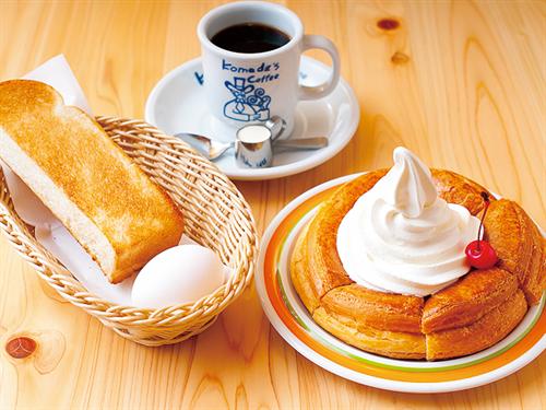 コメダ珈琲店はメインがコーヒーと思ってるヤツが居るらしい・・・