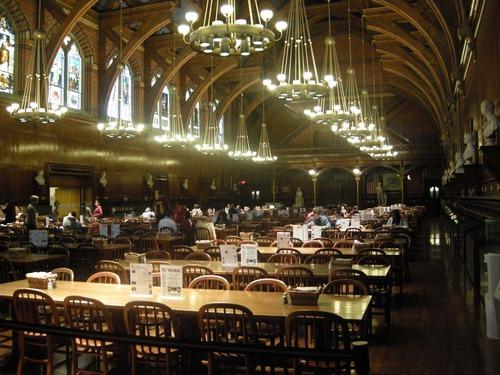 ハーバード大学の学食が凄過ぎると話題に