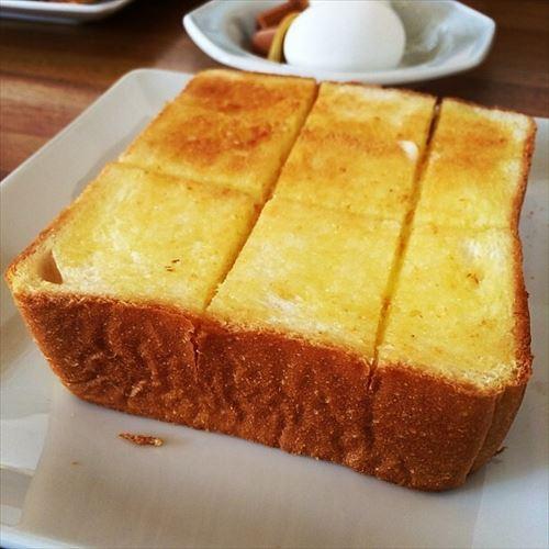 トーストに塗ると美味いもの