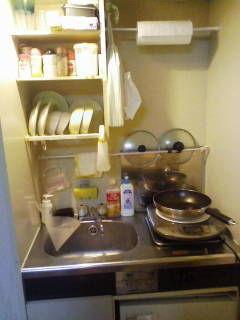 こういう「料理絶対させないキッチン」ってマジでどの層に需要あるの?