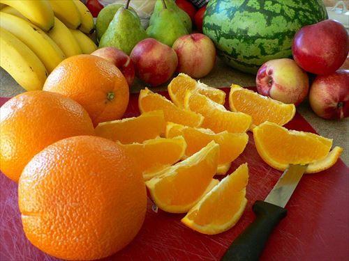 野菜の代わりに果物を食べるのでもいいの?