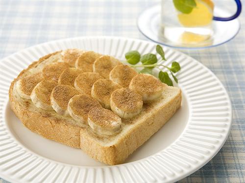 トーストにのせると美味しいもの