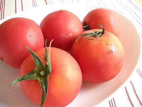 トマト←こいつ他の野菜勢の中で群を抜いてね?
