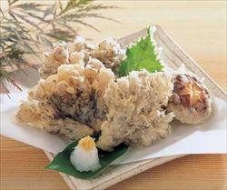 舞茸の天ぷらが美味しすぎる