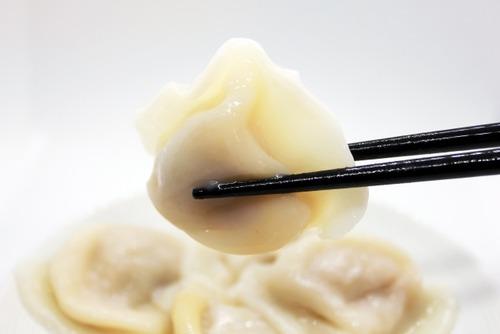 【悲報】水餃子、普通にまずい