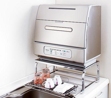 食洗機って速い云々じゃなく、終われば乾燥も済んでてすぐに食器棚へしまえる手軽さがいいよな