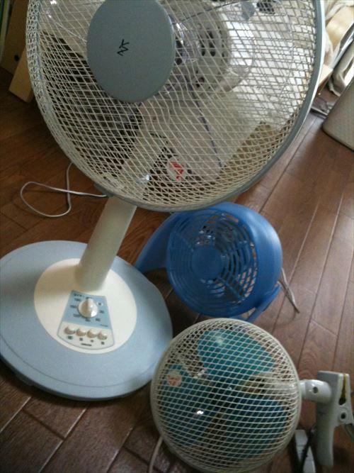 ニートのワイ、エアコンより扇風機の方がいいことに気付く