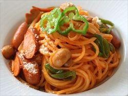 スパゲティーでご飯を食べれますか?