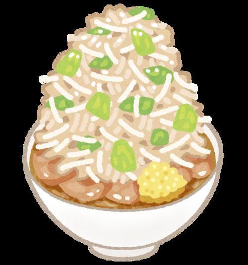 二郎系ラーメン屋で持ち込み弁当を食べラーメンを残す客が登場する 今後、弁当等の持ち込み禁止に