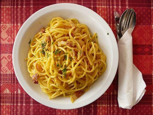 スパゲッティーって思ったよりバリエーションないよな