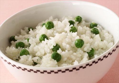 小中の時の給食の「グリンピースご飯」というマジキチメニュー
