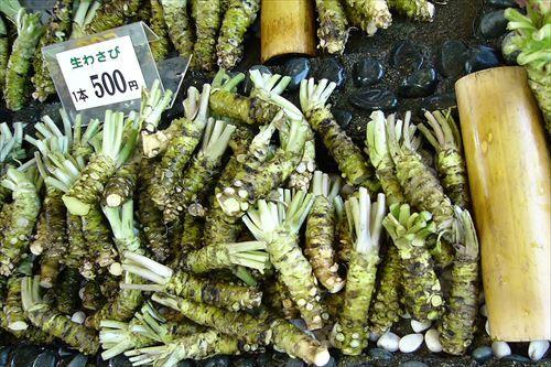ワサビとかいう刺身以外にほぼ使い道ない調味料