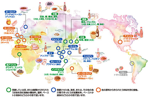 【悲報】「うま味」は日本だけのものじゃなかった